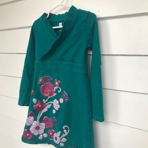 Teal Tea Girls dress size 5